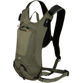 Shimano Unzen II Trail Backpack 2 L olive